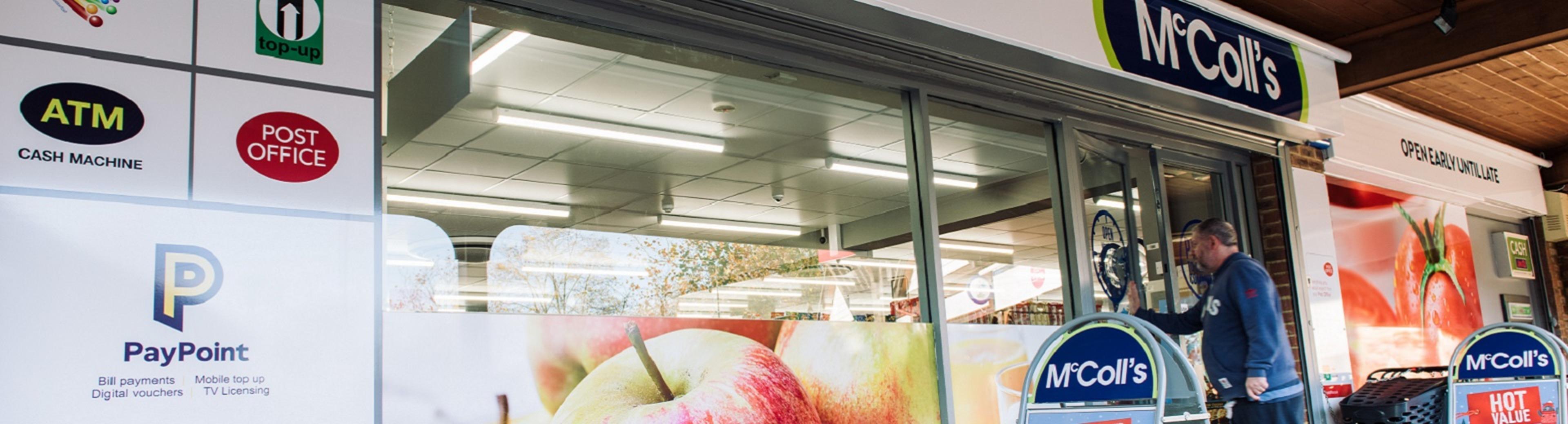 McColl's Is A Leading Neighbourhood Retailer