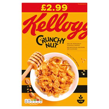 Kelloggs Crunchy Nut 500g