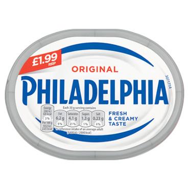 Philadelphia Original 180g