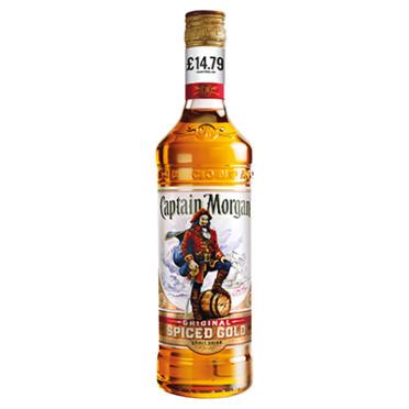 Captain Morgan Original Spiced Rum 70cl