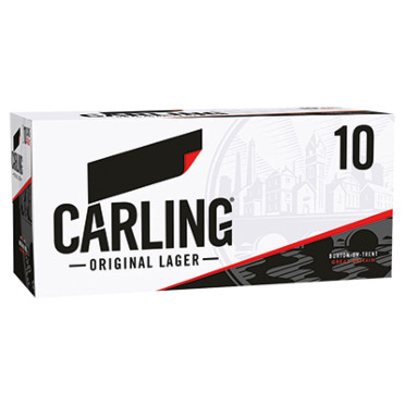 Carling 10x440ml
