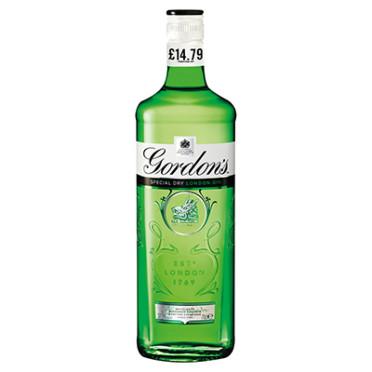 Gordons London Dry Gin 70cl
