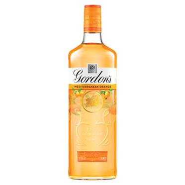 Gordons Mediterranean Orange Distilled Gin 70cl