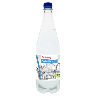 Soda Water 1L