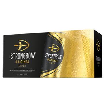 Strongbow Original Cider 10x440ml