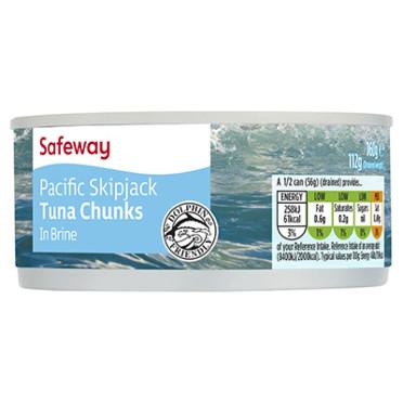Tuna Chunks in Brine 160g
