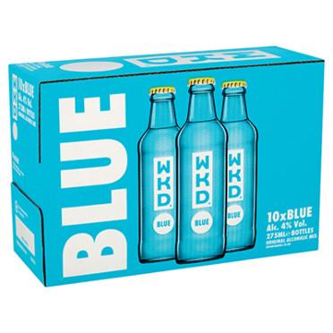 WKD Blue 10x275ml