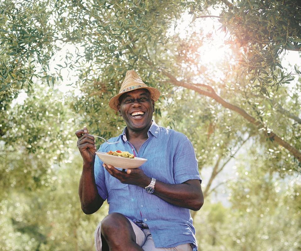 Ainsley Harriott's Mediterranean Inspired Meals