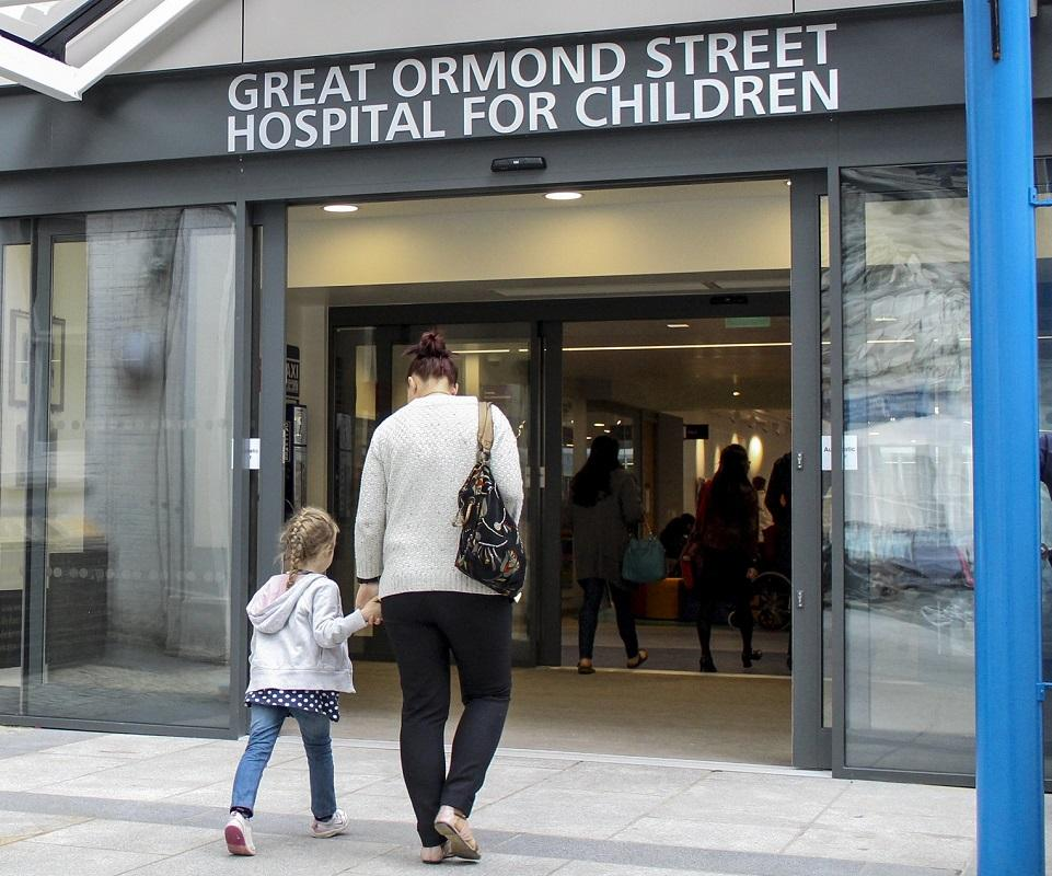 Supporting Great Ormond Street Hospital Staff