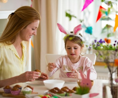 No-Bake Easter Recipes To Make With The Kids