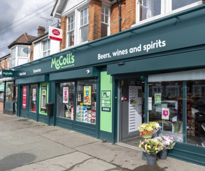McColl's celebrates 120 years  at the heart of local neighbourhood communities