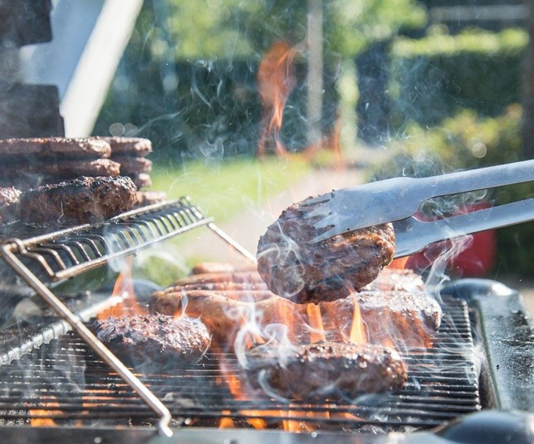 Show Off Your Grill Skills